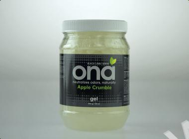 "Нейтрализатор запаха Ona ""Apple Crumble"" гель"