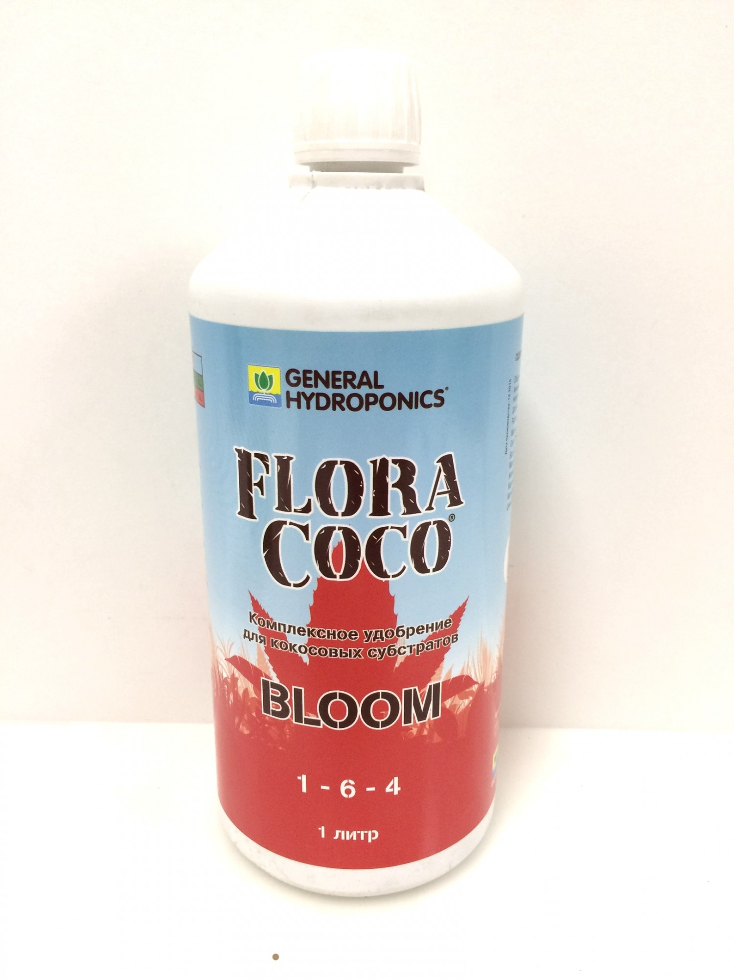 Удобрение FloraCoco Bloom GHE