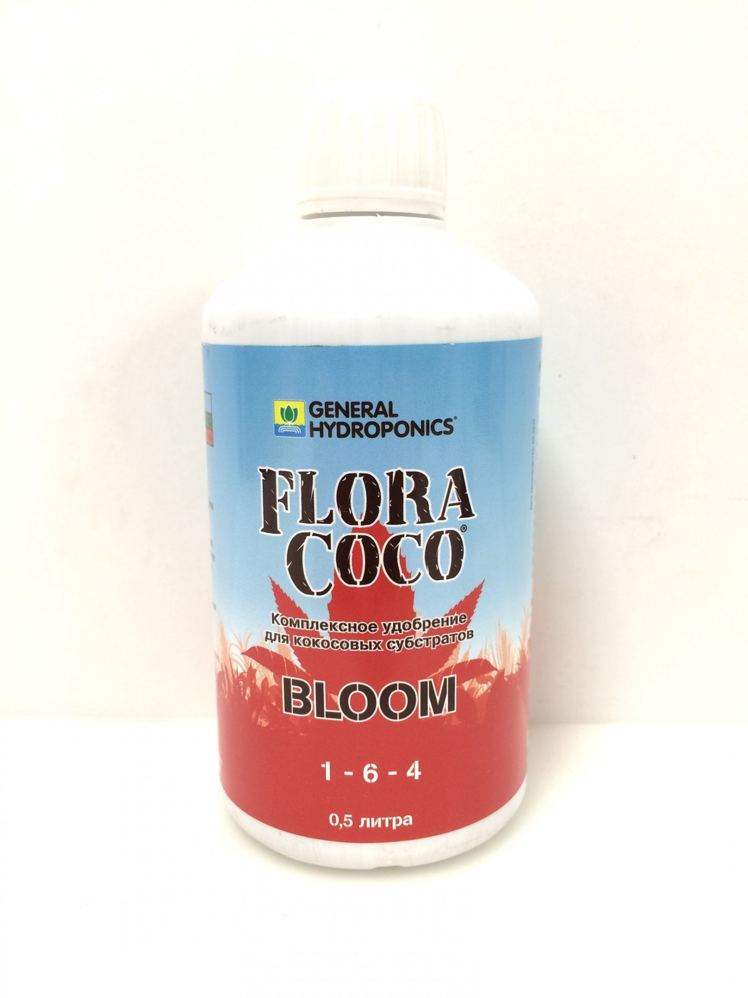 Удобрение FloraCoco Bloom GHE 0