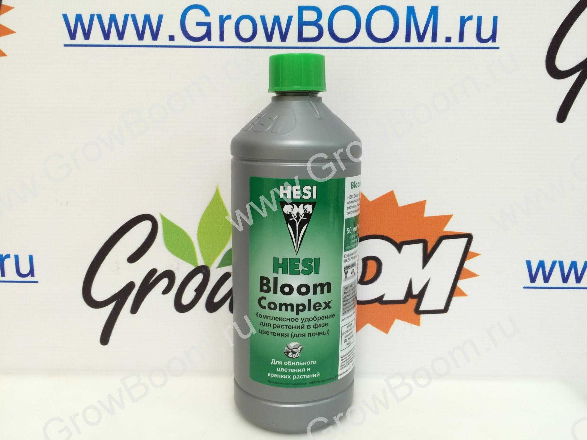 Удобрение Hesi Bloom Complex