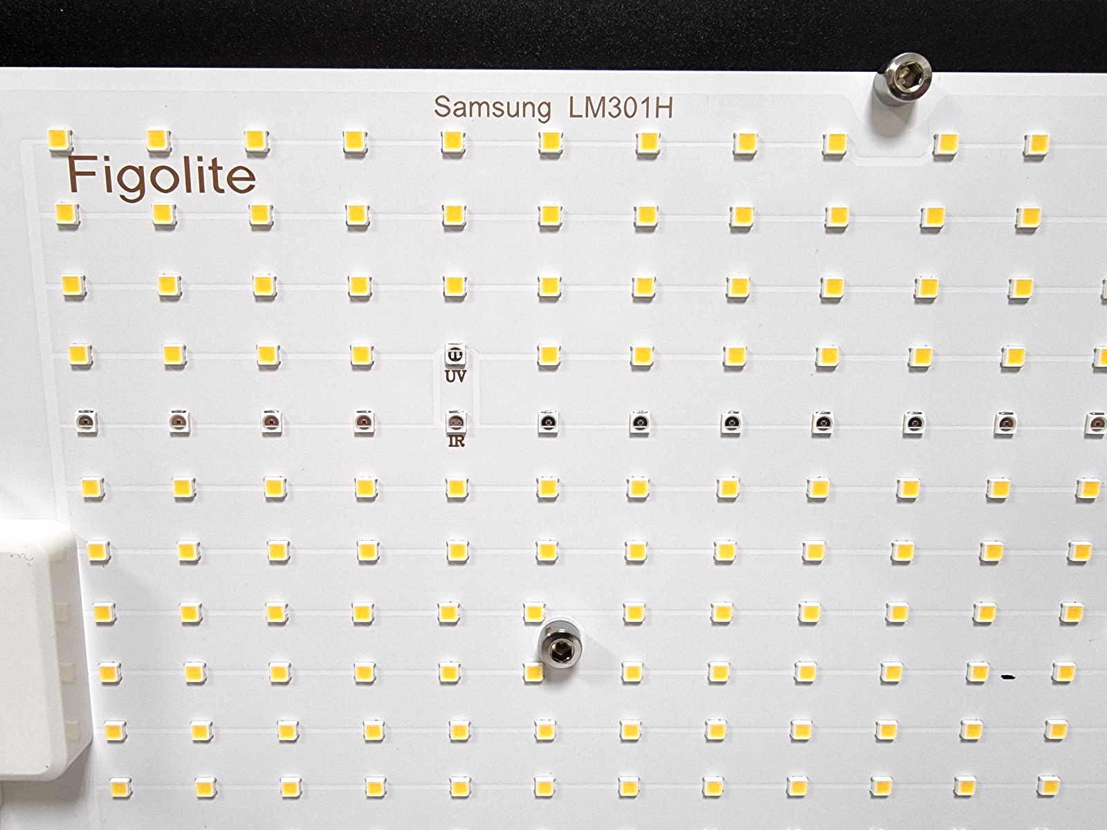 DEL SAMSUNG Quantum Board LM 301 H 120 W CULTURE éclairage growlampe